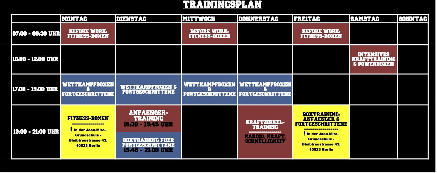 Trainingsplan final